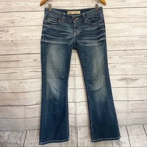 BKE   Madison stretch bootcut Jeans